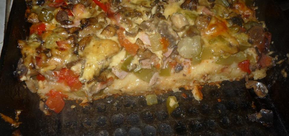 Domowa pizza (autor: gosia4747)