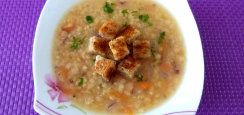 Zupa z czerwonej soczewicy (autor: renatazet)