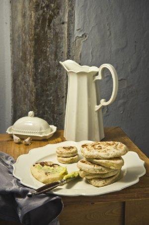 Proziaki z masłem czosnkowym  prosty przepis i składniki