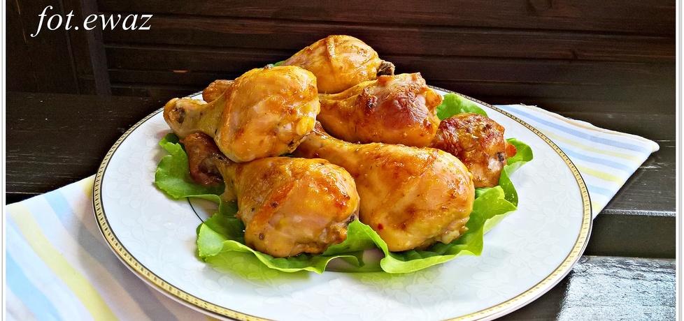 Pałki z kurczaka w sosie 1000 wysp zewy (autor: zewa ...