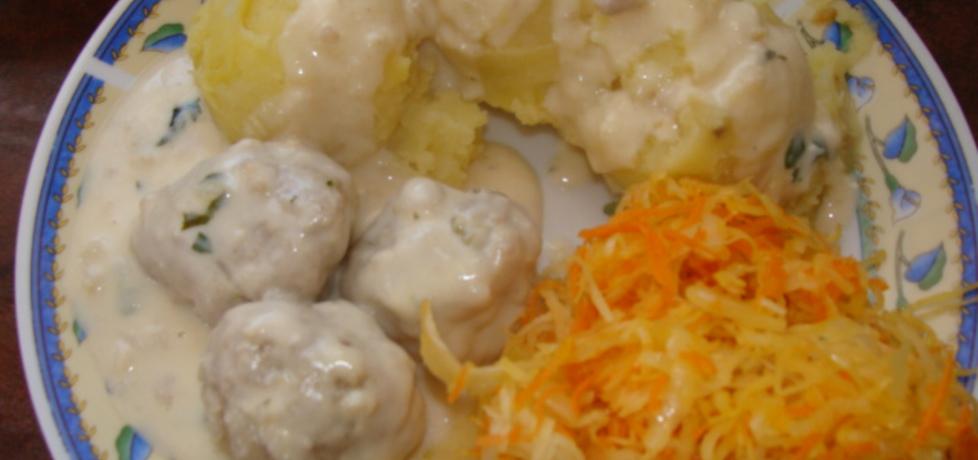 Pulpeciki w sosie serowym (autor: agnieszka214)