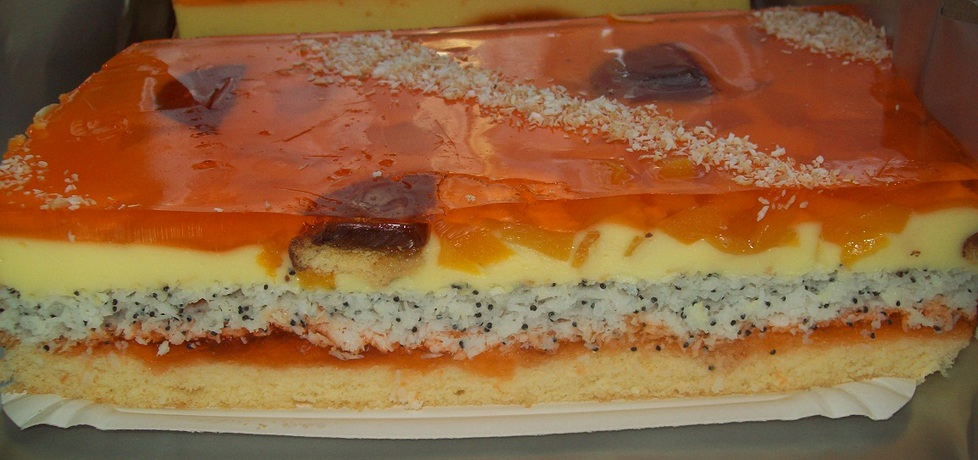 Ciasto delicja (autor: agnieszka91)