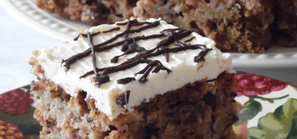 Ciasto z bakaliami z kremem z kwaśnego mleka (autor: anka1988 ...