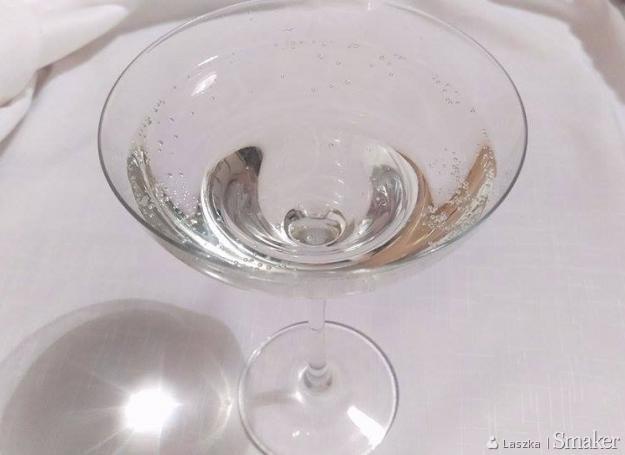 Drink z martini bianco