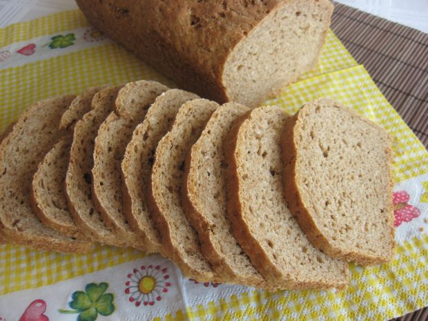 Przepis  chleb orkiszowo
