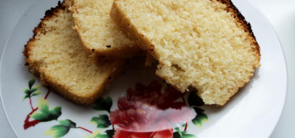 Ciasto biszkoptowo