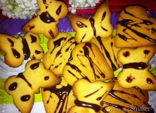 Chałwowe ciasteczka