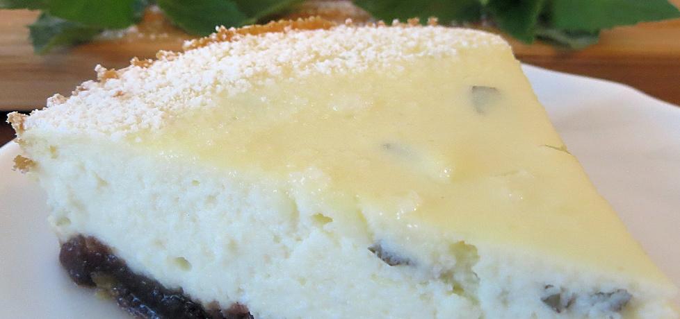 Mini sernik limonkowy ( z ricotty ) (autor: koral)