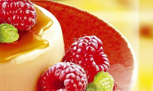 Przepis  flan o smaku karmelowym przepis