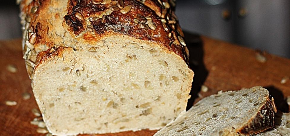 Chleb żytni ze słonecznikiem na drożdżach instant (autor ...