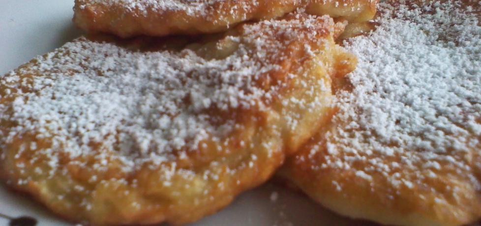 Ryżowe racuchy z jabłkami i cynamonem (autor: mira85 ...