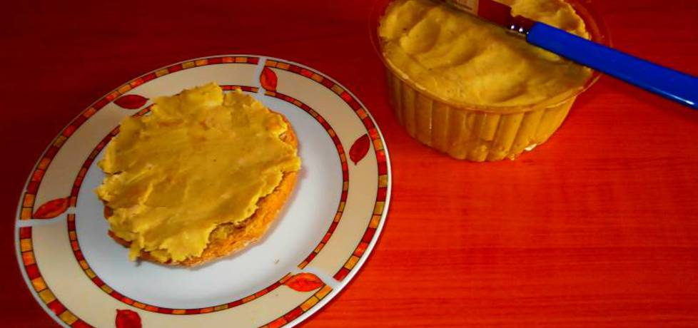 Czosnkowa pasta z białej fasoli. (autor: nogawkuchni ...