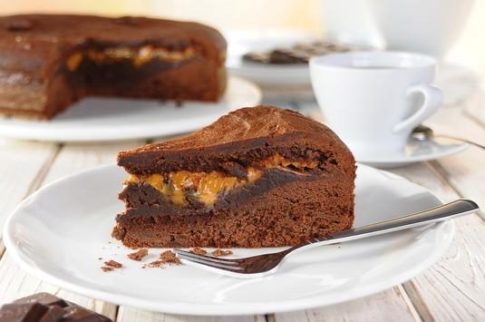 Brownie krówkowo-czekoladowe  video