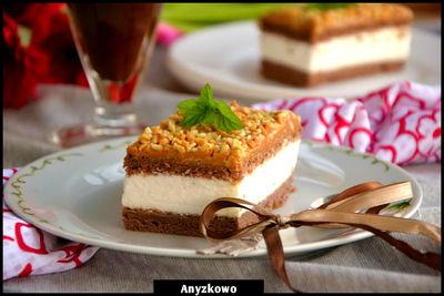 Ciasto krówka inaczej