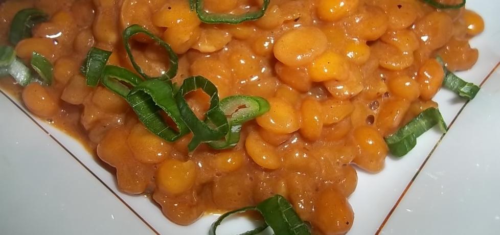 Pomidorowe grochotto (autor: beatris)