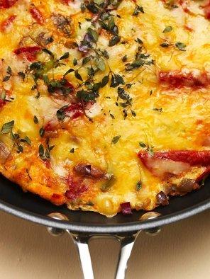 Hiszpański omlet z ziemniakami  prosty przepis i składniki