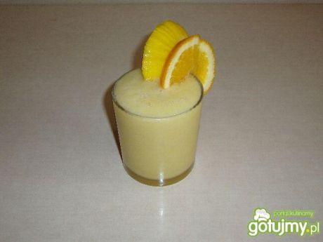 Przepis  koktajl melon-pomarańcz przepis