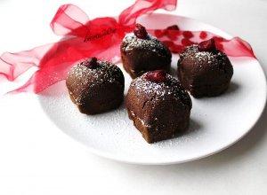 Piernikowe muffinki z żurawiną  prosty przepis i składniki