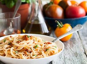 Prosty sos pomidorowy  przepis blogera