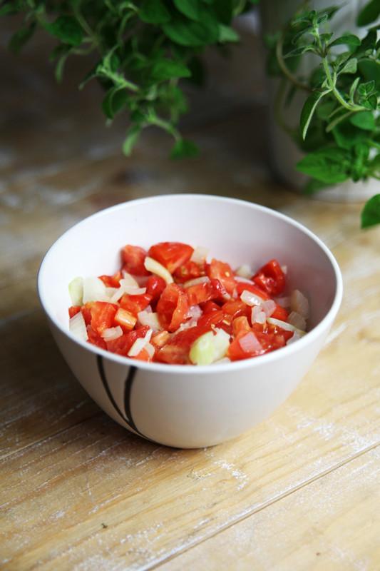 Salsa pomidorowo-cebulowa